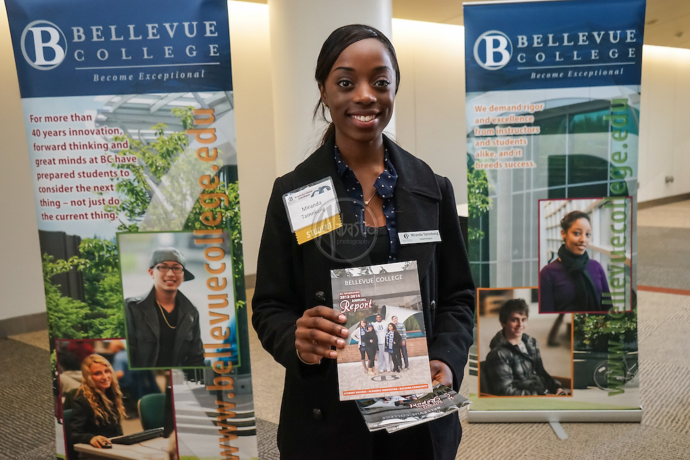Bellevue College Foundation Become Exceptional Luncheon 2015.