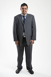 Young man smartly dressed in a suit, Cleared for Mental Health and depression,