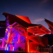 BIOMUSEO - Designed by Frank Gehry - Noche de las 1000 luces