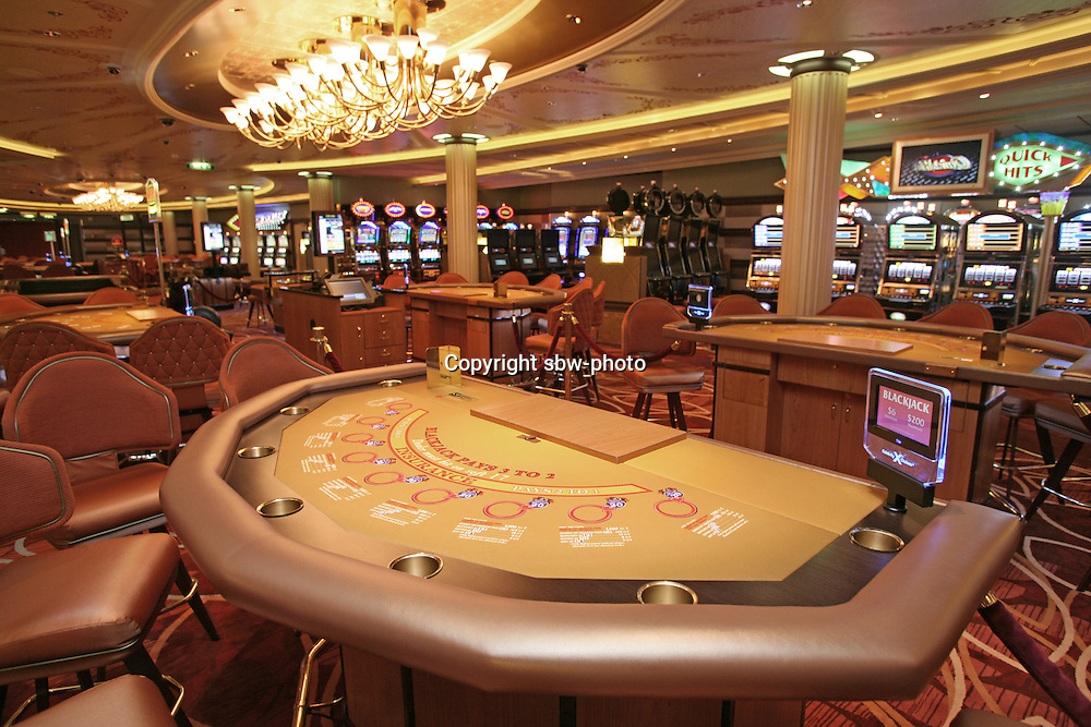 Celebrity Eclipse interior photos..Fortunes Casino..