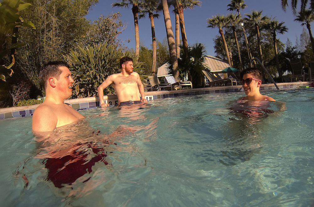 Lynn family vacation 2015