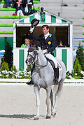 Carlos Pinto - Soberano III<br /> Alltech FEI World Equestrian Games™ 2014 - Normandy, France.<br /> © DigiShots
