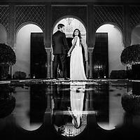 13.10.2017 <br /> The wedding of Talia and Aaron in Marrakech, Morocco. (C) Blake Ezra Photography Ltd. 2017