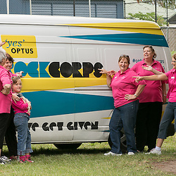 Optus RockCorps Collective Brisbane