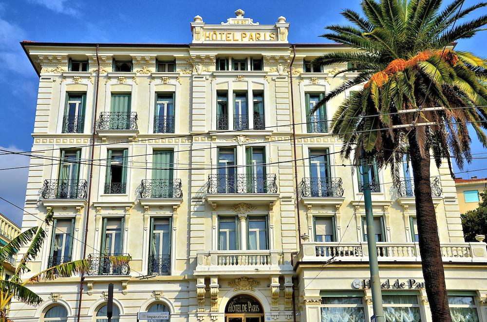 Hotel De Paris In San Remo Italy Encircle Photos