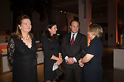 CAMILLA DUESER;   PRINCESS MARINA LOBANOV-ROSTOVSKY; PRINCE DIMITRI LOBANOV-ROSOVSKY; GILLIAN FALLON, Action Against Cancer 'A Voyage of Discovery' fundraising dinner at the Science Museum on Wednesday 14 October 2015.
