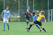 DRC Durgerdam. All Stars voetbaltoernooi. Op de foto: Urvin Monte