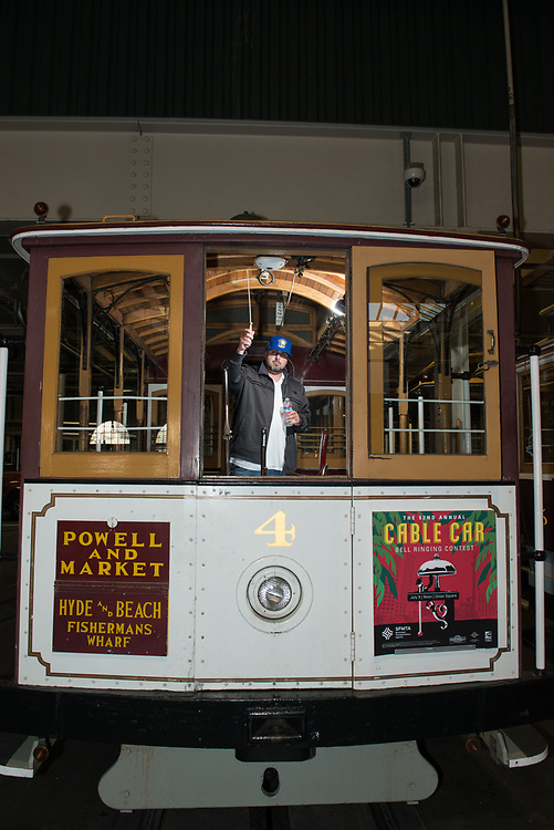 Jorge Lacayo Competing at Bell Ringing Preliminary Competition | June 26, 2015