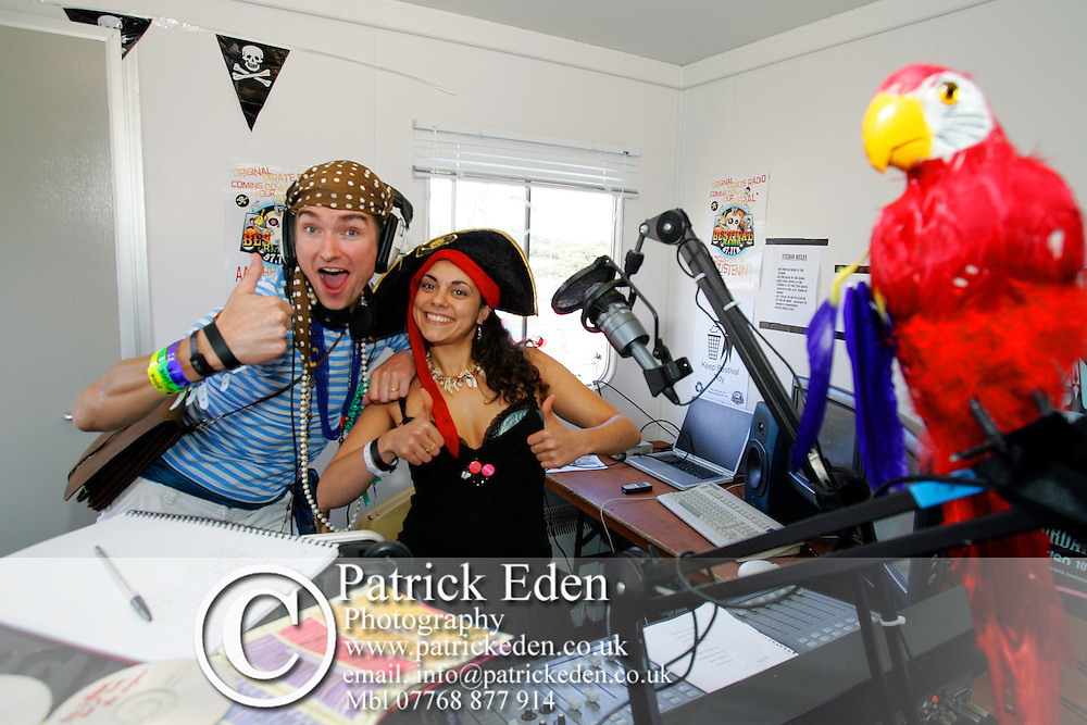 Bestival radio Photographs of the Isle of Wight by photographer Patrick Eden photography photograph canvas canvases