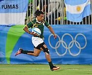 11 August - Bronze medal South Africa v Japan