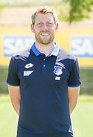 German Bundesliga - Season 2016/17 - Photocall 1899 Hoffenheim on 19 July 2016 in Zuzenhausen, Germany: Goalkeeping coach Michael Rechner. Photo: APF | usage worldwide