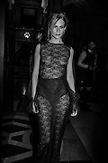 POPPY DELEVIGNE; Alexander McQueen: Savage Beauty Gala, Victoria and Albert Museum, and A. 12th March 2015