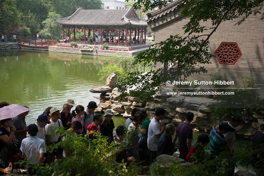 Prince Gong's Residence, in Beijing, China, Monday 28th May 2012.