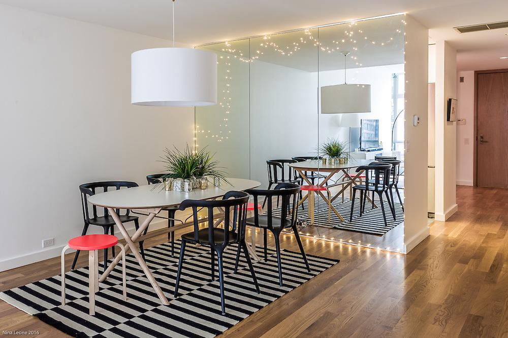 Condo Dining Room
