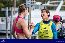 From 27 January to 3 February 2019, Miami will host sailors for the second round of the 2019 Hempel World Cup Series in Coconut Grove. More than 650 sailors from 60 nations will race across the 10 Olympic Events. ©JESUS RENEDO/SAILING ENERGY/WORLD SAILING<br /> 03 February, 2019.