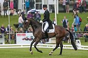 CLEVELAND ridden by Jesse Campbell at Bramham International Horse Trials 2016 at Bramham Park, Bramham, United Kingdom on 10 June 2016. Photo by Mark P Doherty.