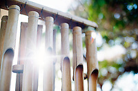 The sun and the breeze play gently in the garden with bamboo wind chimes.<br /> <br /> ::::::::::::::::::::::::::::::::::::::::::::::::::::::::::::::::::::<br /> <br /> Yoga transcends perfection.