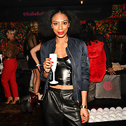 Tonique Campbell attend Bachelor girls wrap party after Channel 5 serial of The Bachelor girls 2019 UK  17 desperate female complete to win Alex Marks. Five Eliminated girls continues enjoy the single life party at Balle Ballerson in fact, in the UK there are 1.1 millions female more than male on 27 March 2019, London, UK.