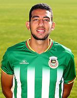 "Portugal - Primera Liga NOS 2015-2016 /  <br /> ( Rio Ave FC ) - <br /> Ahmed Hassan Mahgoub "" Hassan Kouka """