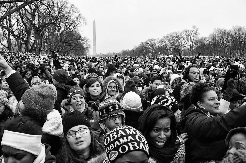 We Are One Concert at the Lincoln Memorial on January 18, 2009. The event was a public celebration of Barack Obama's upcomming inauguration as the 44th President of the United States.