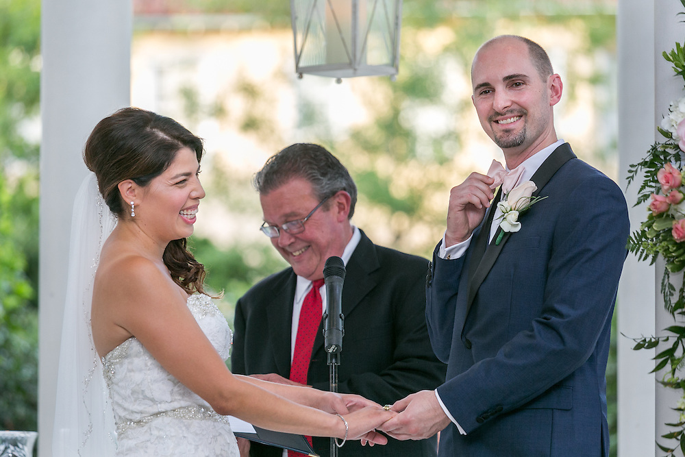 This is the wedding of Mariella Gastanaduy and Daniel Erath in New Orleans.