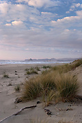 Tolavana beach at the oregon coast.
