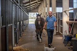 Moerings Geert, Hastha<br /> Stal Moerings - Roosendaal 2018<br /> © Hippo Foto - Dirk Caremans<br /> 15/10/2018