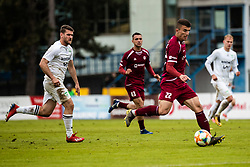 Kryeziu Egzon of NK Triglav during Football match between NK Triglav Kranj and NK Krsko in 33th Round of Prva liga Telekom Slovenije 2018/19, on May 15th, 2019, in Sports park Kranj, Slovenia. Photo by Grega Valancic / Sportida