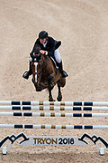 Bruce Goodin - Backatorps Danny V<br /> FEI World Equestrian Games Tryon 2018<br /> © DigiShots