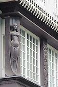 Künstlerkolonie, Haus Behrens, Mathildenhöhe, Jugendstil, Darmstadt, Hessen, Deutschland | Behrens house, Centre of Art Noveau on Mathildenhoehe, Darmstadt, Germany
