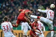 Fussball DFB Pokal 2012/13: Bayern Muenchen - Kaiserslautern