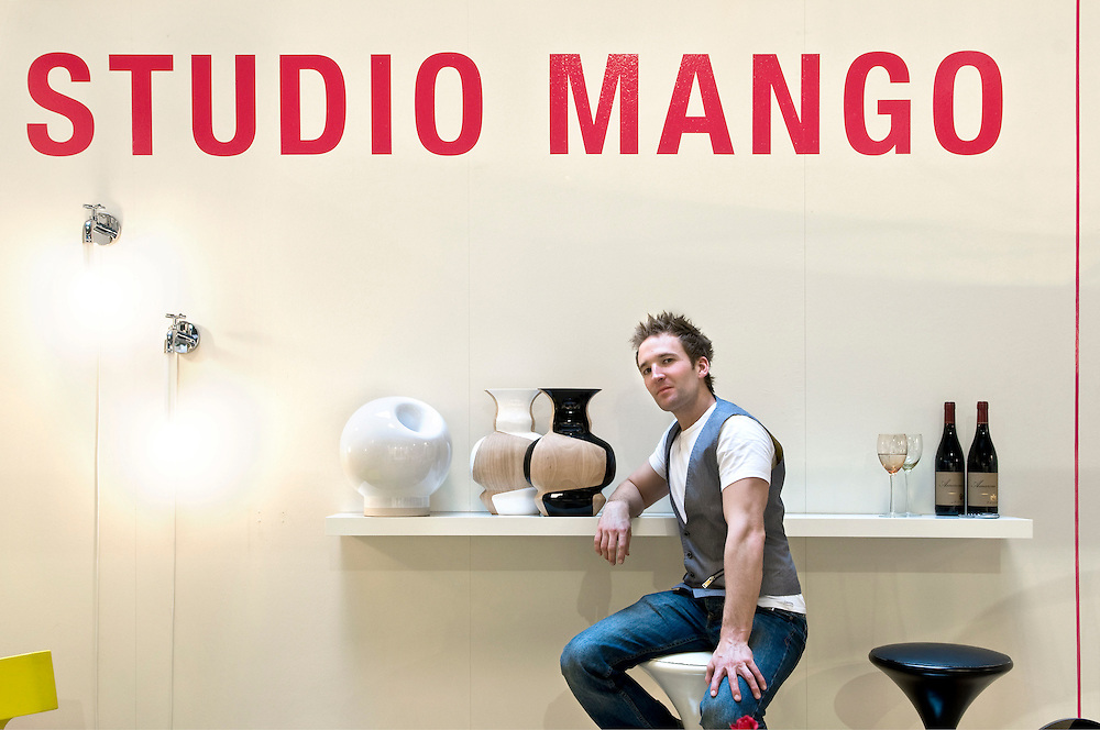 Paul Hendrikx of Studio Mango (Hong Kong and the Netherlands)