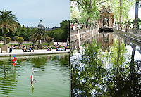 Editorial Travel Photography: Luxembourg Gardens, Jardins du Luxembourg, Paris, France