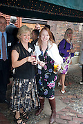 CHERYL MARKOVSKY; TAMARA COLTON, Archant Summer party. Kensington Roof Gardens. London. 7 July 2010. -DO NOT ARCHIVE-© Copyright Photograph by Dafydd Jones. 248 Clapham Rd. London SW9 0PZ. Tel 0207 820 0771. www.dafjones.com.