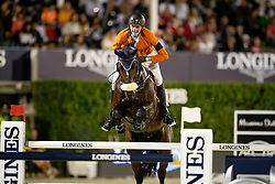 Schuttert Frank, NED, Chianti s Champion<br /> Longines FEI Jumping Nations Cup™ Final<br /> Barcelona 20128<br /> © Hippo Foto - Dirk Caremans<br /> 05/10/2018