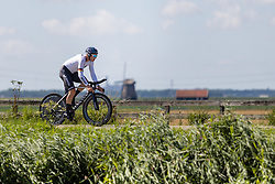SÜTTERLIN Jasha from GERMANY during Men Elite Time Trial at 2019 UEC European Road Championships, Alkmaar, The Netherlands, 8 August 2019. <br /> <br /> Photo by Thomas van Bracht / PelotonPhotos.com <br /> <br /> All photos usage must carry mandatory copyright credit (Peloton Photos | Thomas van Bracht)