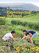 Vermont Land Trust Annual Report Cover 2016