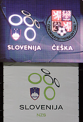 Semafor at the 8th day qualification game of 2010 FIFA WORLD CUP SOUTH AFRICA in Group 3 between Slovenia and Czech Republic at Stadion Ljudski vrt, on March 28, 2008, in Maribor, Slovenia. Slovenia vs Czech Republic 0 : 0. (Photo by Vid Ponikvar / Sportida)