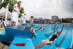Rachele Andreini of Italy competes during international swimming competition 34th MM Ilirija 2014 on May 11, 2014, in Pool Ilirija, Ljubljana, Slovenia. Photo by Vid Ponikvar / Sportida