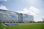 "The Dallas Cowboys practice fields and headquarters in Frisco, Texas on August 23, 2016. ""CREDIT: Cooper Neill for The Wall Street Journal""<br /> TX HS Football sponsorships"