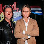 NLD/Hoofddorp /20130326 - Perspresentatie Bloed, Zweet & Tranen, Danny de Munk en Dre Hazes