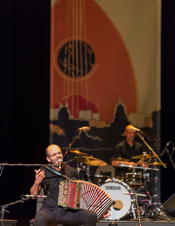 Memorial Union World Music Festival Sept. 12, 2014, in Madison, Wis. (Photo @ Andy Manis)