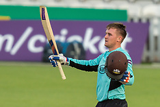 17 Jul 2015 - T20 Surrey beat Somerset at the Oval