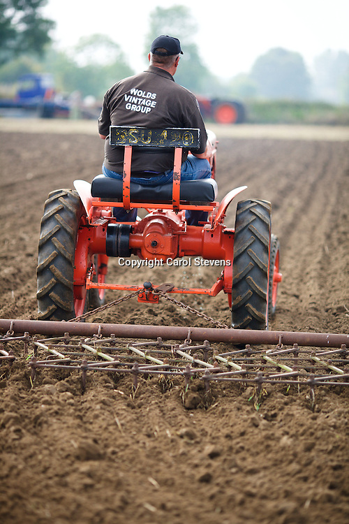 Northern Heavy HorseHorse Society Ploughing Match 2015