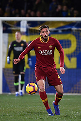 February 23, 2019 - Frosinone, Italia - Foto Alfredo Falcone - LaPresse.23/02/2019 Frosinone ( Italia).Sport Calcio.Frosinone - Roma.Campionato di Calcio Serie A Tim 2018 2019 - Stadio Benito Stirpe di Frosinone.Nella foto:cristante..Photo Alfredo Falcone - LaPresse.23/02/2019 Frosinone (Italy).Sport Soccer.Frosinone - Roma.Italian Football Championship League A Tim 2018 2019 - Stadium Benito Stirpe of Frosinone.In the pic:cristante (Credit Image: © Alfredo Falcone - Lapresse.&Quot/Lapresse via ZUMA Press)