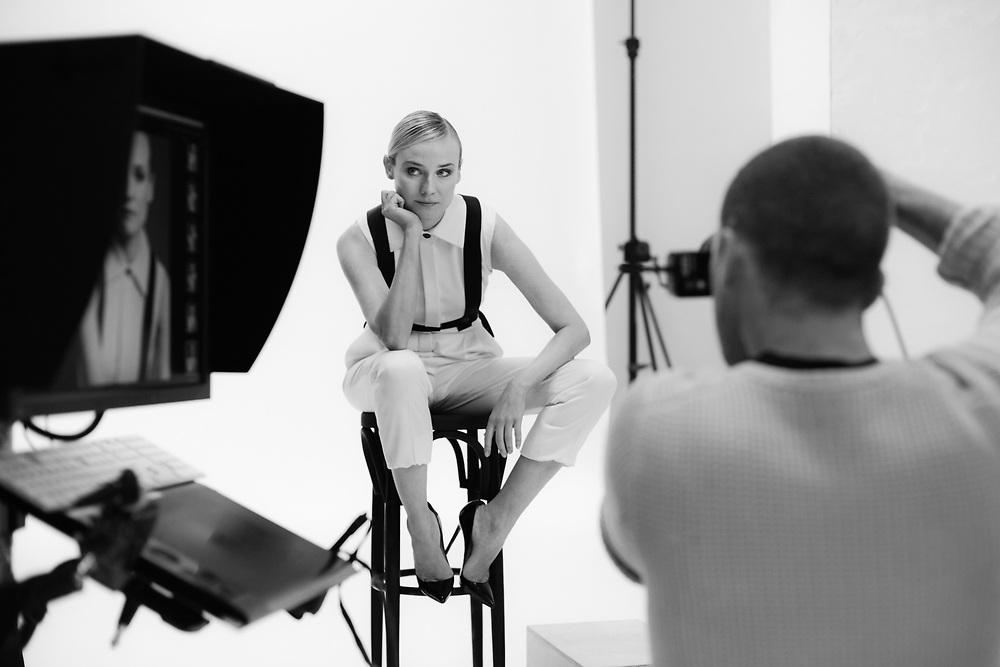 Diane Kruger pour Chanel