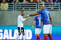 Fotball , Eliteserien 2018 , <br /> 16.09.2018 , 20180916<br /> Vålerenga - Rosenborg<br /> Vålerengas Luis Felipe Carvalho da Silva <br /> Foto: Sjur Stølen / Digitalsport