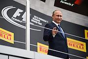 October 8-11, 2015: Russian GP 2015: Russian President, Vladimir Putin