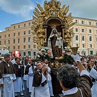 Madonna del Carmine alla Traspontina  2014