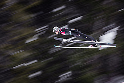 13.03.2019, Granasen, Trondheim, NOR, FIS Weltcup Skisprung, Raw Air, Trondheim, Qualifikation, Herren, im Bild Robert Johansson (NOR) // Robert Johansson of Norway during the men's qualification of the 3rd Stage of the Raw Air Series of FIS Ski Jumping World Cup at the Granasen in Trondheim, Norway on 2019/03/13. EXPA Pictures © 2019, PhotoCredit: EXPA/ JFK